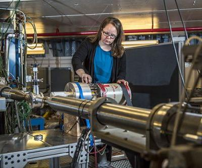 Gamma Rays, Watch Out: There's a New Detector in Town