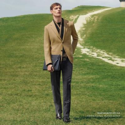 Roberto Sipos Takes to English Countryside for Americana Manhasset