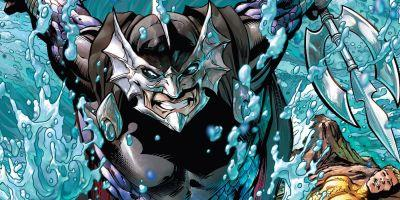 Aquaman: Jason Momoa Confirms Ocean Master is Movie Villain