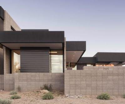 Troon Modern Residence / Kendle Design Collaborative