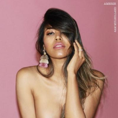 Stream Amerie's 2 New Surprise Albums 4AM Mulholland & After 4AM