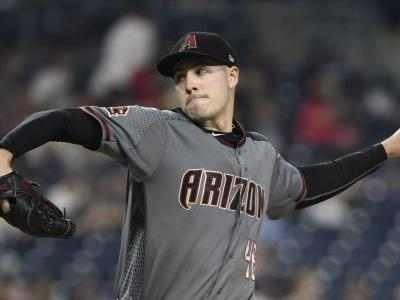 MLB hot stove: Nationals sign free-agent starter Patrick Corbin, report says