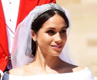 Here's How To Recreate Meghan Markle's Wedding Day Makeup & It's Real Simple