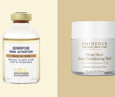 Aestheticians Name Their Top Products for Tighter Pores