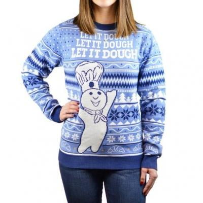 Pillsbury's Ugly Sweater Line Is What Your Entire Family Needs This Holiday Season