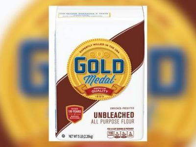 General Mills recalls some 5-pound flour bags over salmonella fears