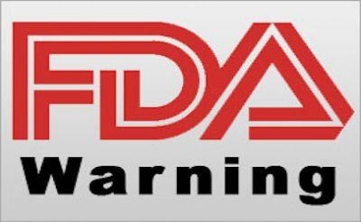 Warning letters follow up recent FDA inspections