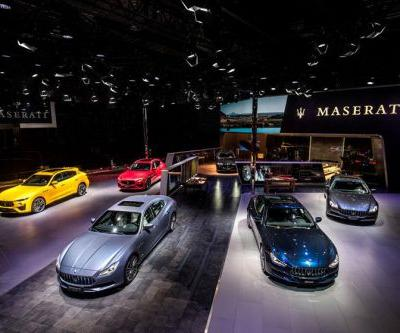 Maserati Planning Two New Models A Year Until 2022
