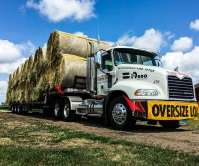 After Midwest Flooding, Volunteer Hay Drops Provide a Lifeline for Farmers