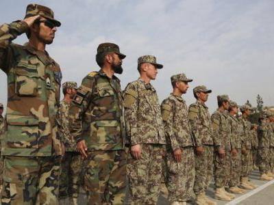 U.S. Soldier Killed, Another Wounded In Afghan 'Insider Attack'