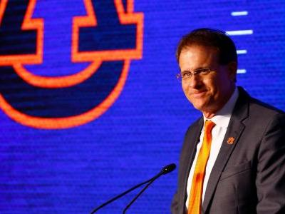 Auburn exudes confidence at SEC Media Days amid hot seat talk and inexperience at quarterback