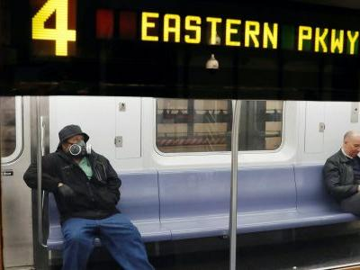 The spray that the NYC subway is using for COVID-19 cleanup hasn't been approved for it by the EPA