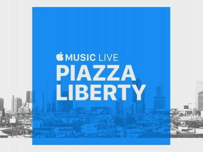 'Apple Music Live' event series begins in Milan with free concerts through summer, registration now open