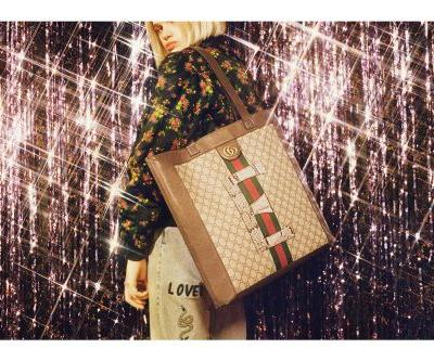 Gucci Debut New DIY Programme Photographed By Petra Collins