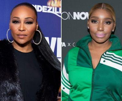 Cynthia Bailey responds to Nene Leakes calling out 'RHOA' cast members