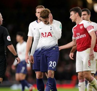 'It made Spurs' win sweeter' - Alli shrugs off bottle attack after beating Arsenal
