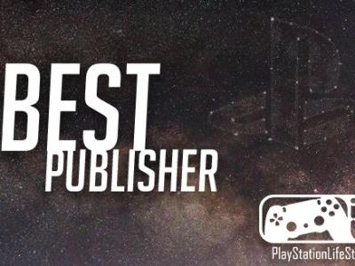 PlayStation LifeStyle's Game of the Year 2018 Awards - Best Publisher Winner