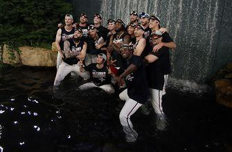 Braves LIVE To GO: Braves clinch second straight NL East crown