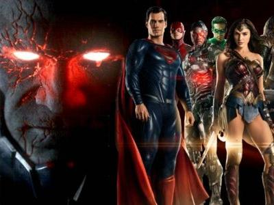 Here's Who Zack Snyder Wanted as Darkseid in Justice League