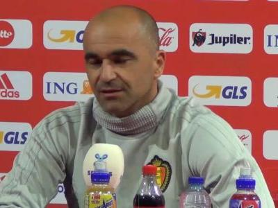 Belgium's Martinez critical of player workload