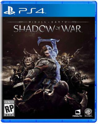 Middle-earth: Shadow of Mordor Sequel Leaked by Target