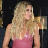 Khloé Kardashian's Latest Hair Look Will Make You Want to Reach For Your Hair Crimper
