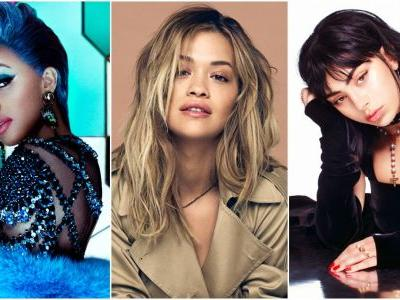 "Cardi B, Charli XCX and Rita Ora Join Forces on ""Girls"""