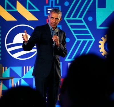 Obama says men have been getting on his nerves: 'We're violent; we're bullying'