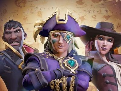 Sea Of Thieves' One-Year Anniversary Brings Free Story Content, A Competitive Arena, Harpoons, And More