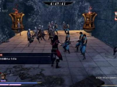 Play King of the Hill Musou Style in Warriors Orochi 4's Bridge Melee