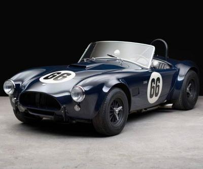 Auxietre & Schmidt Are Selling a Track-Ready 1964 Shelby Cobra 289