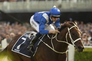 Record-breaking mare Winx wins final race in Australia