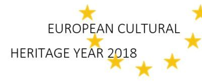 Europe will celebrate 2018 as the year of cultural heritage