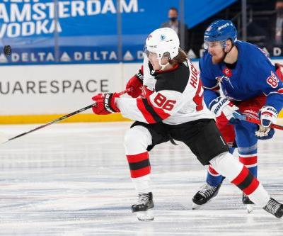 Things haven't gone according to plan for Rangers, Devils
