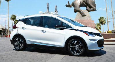 GM To Deploy Thousands Of Autonomous Bolts In 2018