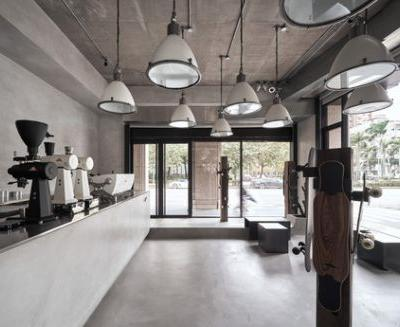 The Platypus Cafe / Radius Interior Design Studio