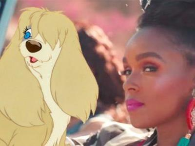 'Lady and the Tramp' Cast Adds 'Hidden Figures' Star Janelle Monáe