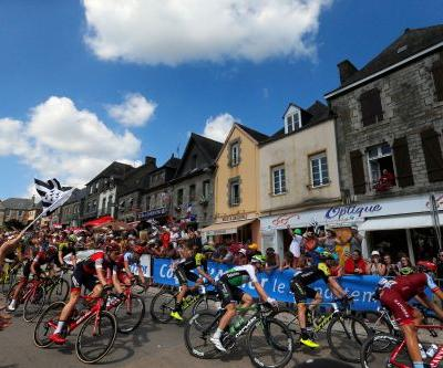 TASTE OF THE TOUR: A potpourri of poultry to reach Chartres