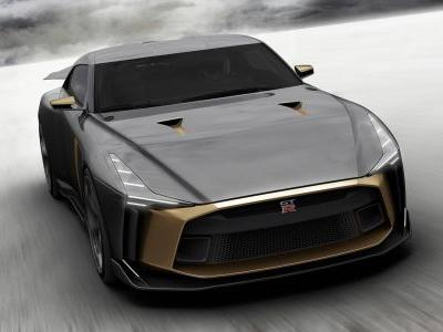 A Production Nissan GT-R50 Will Cost You R14 Million