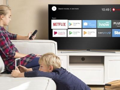 Vodafone enters the Aussie video-streaming arena with its own Android TV box
