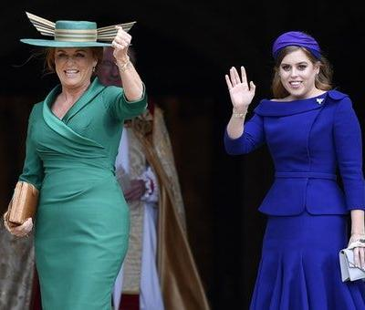 The Best Looks From Princess Eugenie's Wedding That'll Make You Wish You Got An Invite