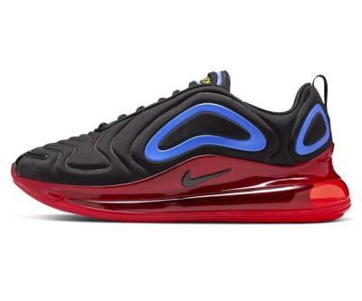 Nike Brings Back Primary Colors For Its Latest Air Max 720 Colorway