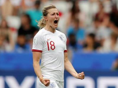Women's World Cup 2019: Nikita Parris, Ellen White lead England to victory over Scotland