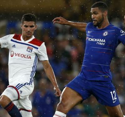 Chelsea top Lyon on penalties after tame draw