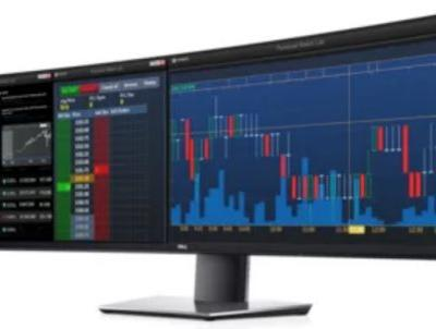Dell's Latest UltraSharp Is World's First QHD 49 Inch Ultra-Wide Monitor