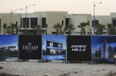 Trump's sons Eric and Donald Jr. in Dubai to open golf club