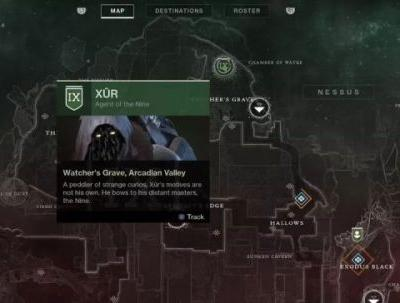Destiny 2: Xur location and inventory, May 11-14