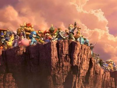 New Super Smash Bros. Ultimate Trailer Joins the Fight