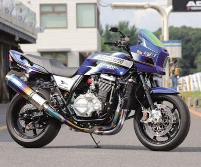 Kawasaki ZRX 1200 R / NJ-1 by NOJIMA-Japan