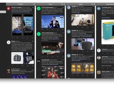 Tweetbot 3 launches with design updates, expandable sidebar, multi-column enhancements, dark mode, and more